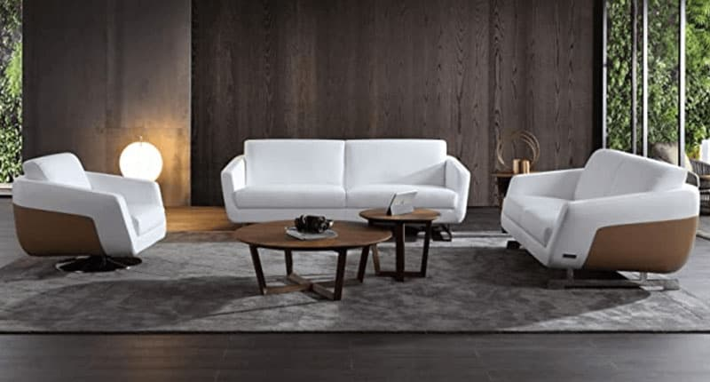 best leather couch