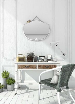 White paint for walls
